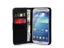 Husa FlipCover Book Samsung GalaxyS4 mini Fashion Black NOU