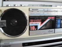 Radiocasetofon Sharp Qt 77 Vintage