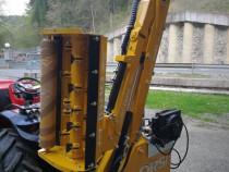 Tocatoare hidraulica cu brat articulat mini-tractoare ORSI