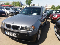BMW X3, 4x4, 2005_inmatriculat