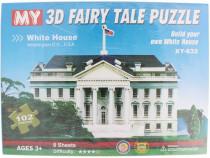 Puzzle 3D Casa Alba