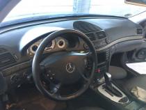 Faruri st + dr volan stg Mercedes E Class, W211, 2002-2009