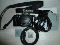 Camera foto canon SX500IS,30x,made japan,ca noua,performanta