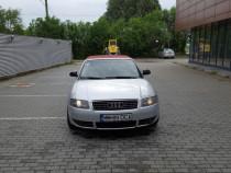 Audi A4 2.5TDI decapotabil cutie automată