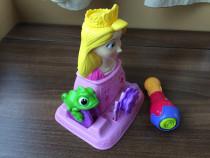Play Doh Rapunzel Royale Salon+bonus