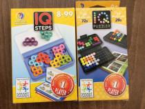 Jocuri inteligenta IQ Step si IQ Puzzler