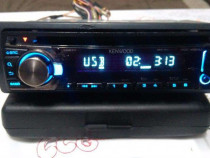 CD Player auto Kenwood KDC-4551UB DAC pe 24 Biti