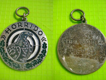 Medalia Vanatoare Horrido-Ernst Blomeke 1982-Germania,bronz.