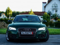 Audi a7 sportback 3.0 l, 2011, 245cp,full option, impecabila