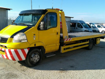Renault mascott Auto transport auto-utilaje hidraulic