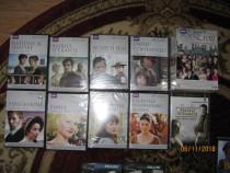 Dvd,colectie filme,bbc,fellini,toma caragiu