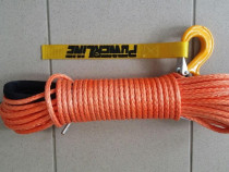 Off-road. cablu sintetic, plasma, sufa pentru troliu de 8 mm