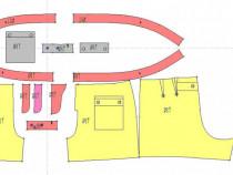 Proiectare tipare croitorie