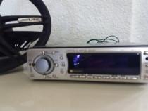 Radio-cd sony draiv 5 mp3+2 boxe alpine