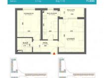 Apartament 2 camere FAZA 4
