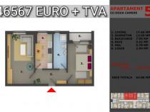 Colentina- apartament 2 Camere-Bloc Nou-Bucatarie inchisa