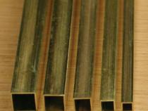 Cornier alama 40x15x2x500mm L alama CuZn37 CW508L coltar pro