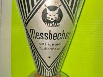 9207-I-Palnie masurat LUCHS antica Messbecher ideale Kuchenm