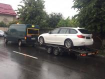 Tractari auto / transport auto