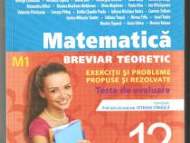 Matematica breviar teoretic-exercitii si probleme propuse