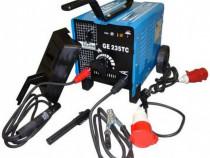 Aparat de sudura cu electrod 220 V / 380 VGUDE GE 235 TC NOU