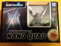 Mini drona Revell Control XS Nano Quad Micro Quadrocopter