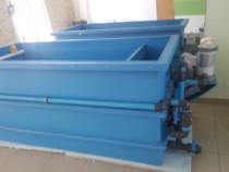 Bazin hidrotransfer+ bazin spalare piese