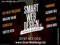 Smart Web Design : Site-uri de prezentare si magazine online