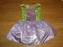Costum carnaval serbare tinkerbell clopotica copii 4-5-6 ani