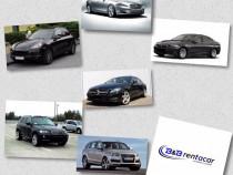 Inchiriere masina cu sofer//B&B Rent A Car Cluj