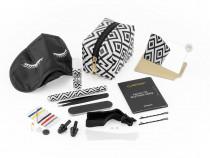 Kit Accesorii pentru Calatorii - Claritude Penseta Balsam