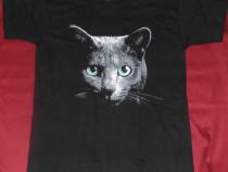 Tricou Pisica, toate marimile inclusiv XS de copii