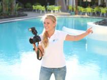 Fotograf in hotel din Grecia sau Spania
