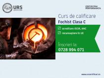 """Curs Fochist clasa """"C"""" Bacău"""
