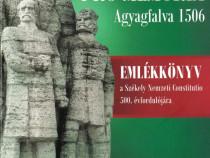 Pro Memoria Agyagfalva 1506 emlekkonyv