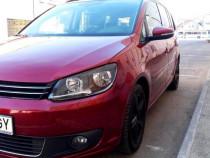 Volkswagen touran 2011, unic proprietar