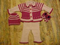 Costumas bebe 1- 3 luni