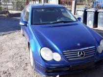 Mercedes c220d coupe 2003