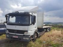 Mercedes Benz Atego 824 Camion 7.5 tone nerulat in Romania