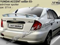 Eleron tuning portbagaj Hyundai Accent Sedan 2003-2005 v1