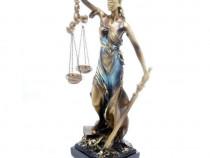Statueta Zeita Justitiei 28 cm, cadou select