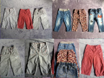 Pantaloni next,gap 12-18 luni