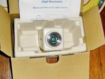 GKB-B-W CCD Camera filmat fara obiectiv Taiwan CE.