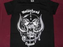 Tricou Motorhead - England,calitate 180 grame,tricouri rock