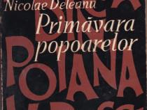Primavara popoarelor Autor(i): Nicolae Deleanu