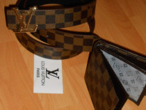 Set Louis Vuitton,new model,logo metalic