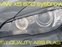 Set pleoape faruri BMW X5 E70 2006-2013 v1
