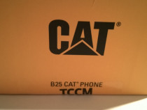 CAT B25, Dual SIM, Black,sigilat,garantie,rezistent....