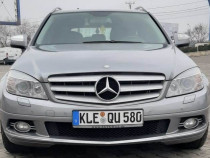 Mercedes benz c 220 diesel avangard 170 cp