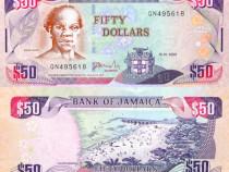lot 2 bancnote JAMAICA 2007-2010 - UNC